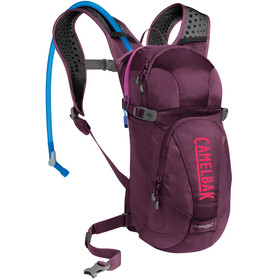 CamelBak Magic fietsrugzak 2 l Drinkblaas Dames, italian plum/diva pink